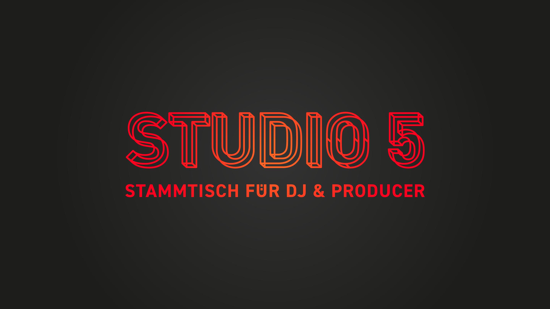 Studio 5 Bretterbude ev Subkultur DJ und Producer Stammtisch